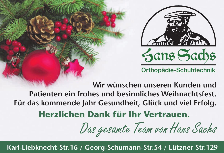 Hans Sachs Orthopädie