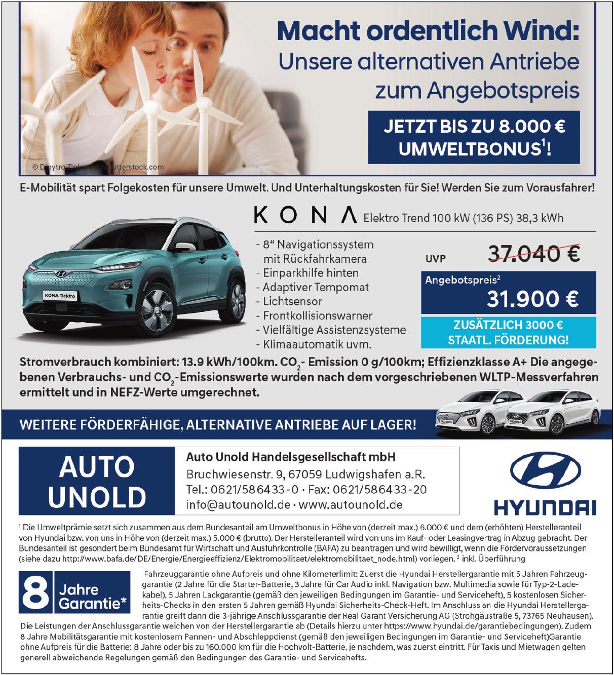 Auto Unold Handelsgesellschaft mbH