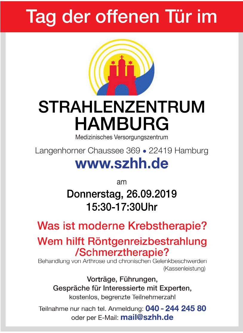 Strahlenzentrum Hamburg