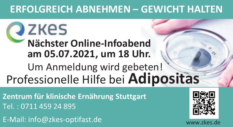 Zentrum für klinische Ernährung Stuttgart