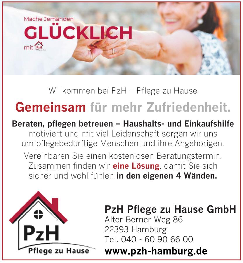 PzH Pflege zu Hause GmbH