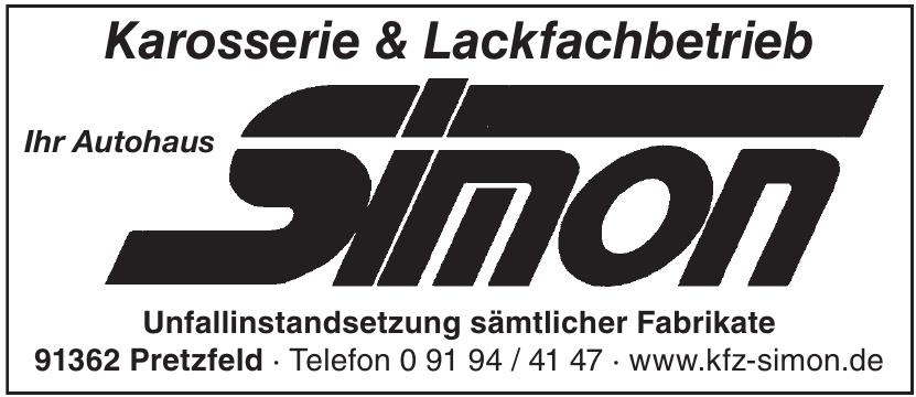 Karosserie & Lackfachbetrieb Simon