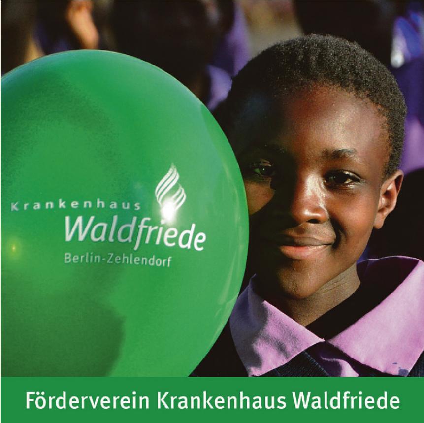 Förderverein Krankenhaus Waldfriede e.V.