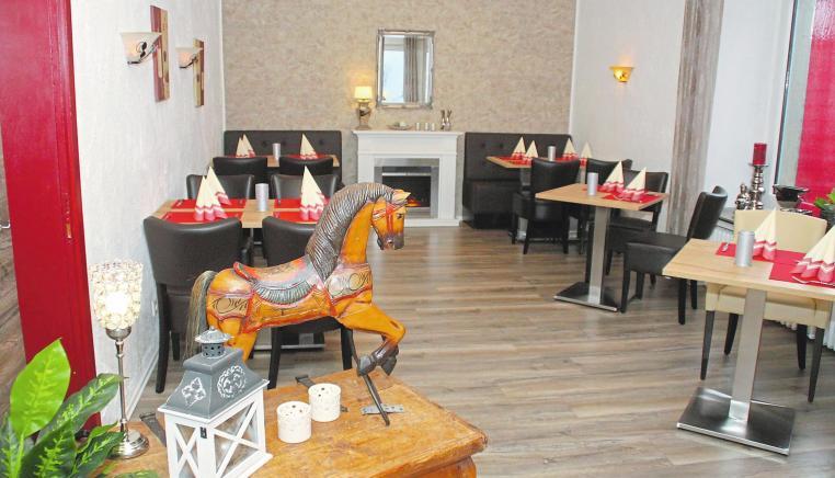 Der Gastraum des Al Camino wurde renoviert und neu möbliert.