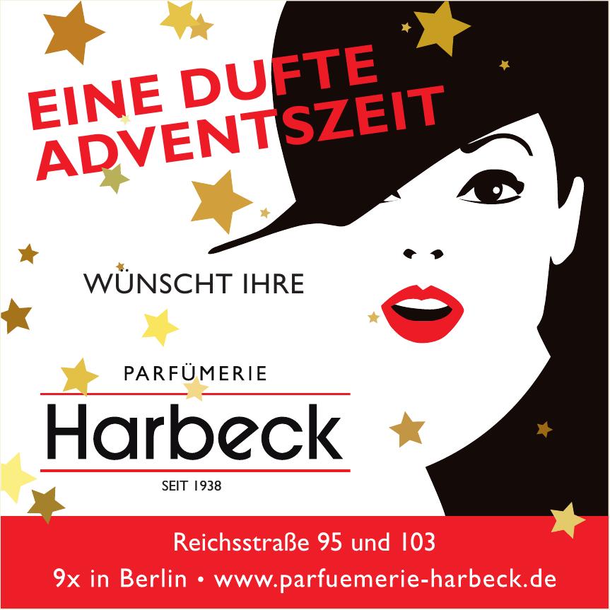 Harbeck - Die Fachparfümerie