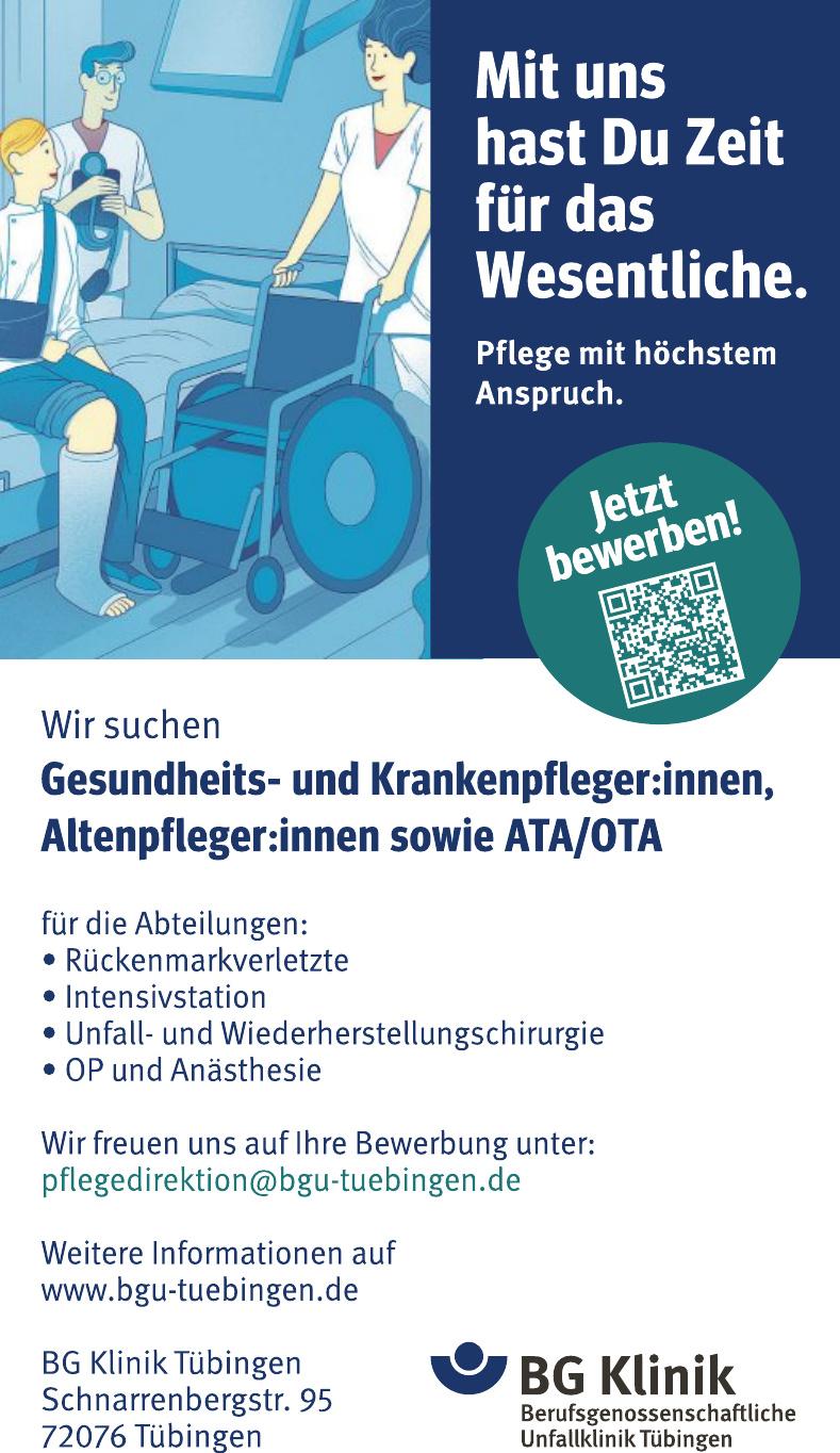 BG Klinik Tübingen