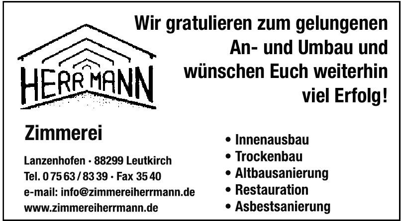 Zimmerei Herrmann