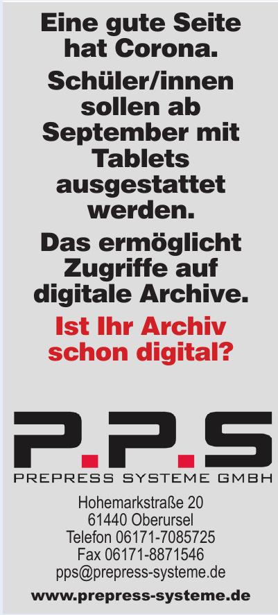 PPS PrePress Systeme GmbH