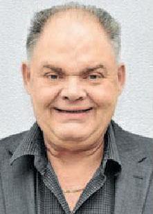 """Hans-Peter Huber, Ochsen Ehingen, empfiehlt: """"Schwäbische Mundart & Menü am 20.3. mit Helmut Gärtner – bekannt aus dem SWR-Fernsehen."""""""