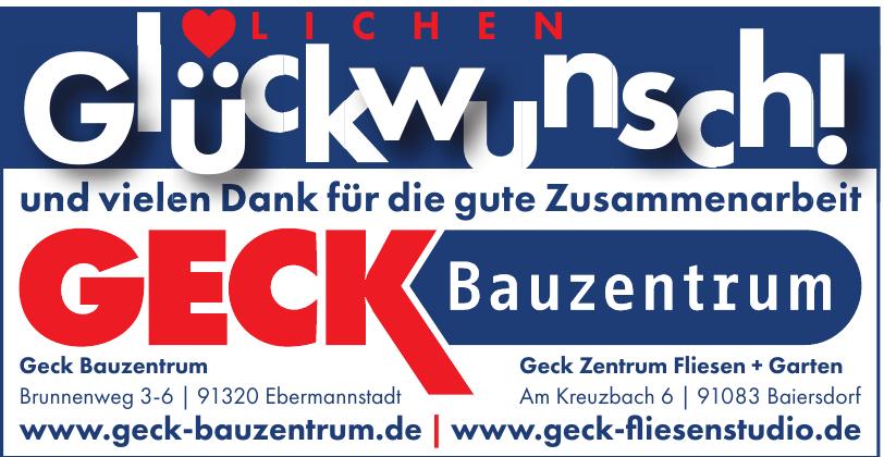 Geck Bauzentrum