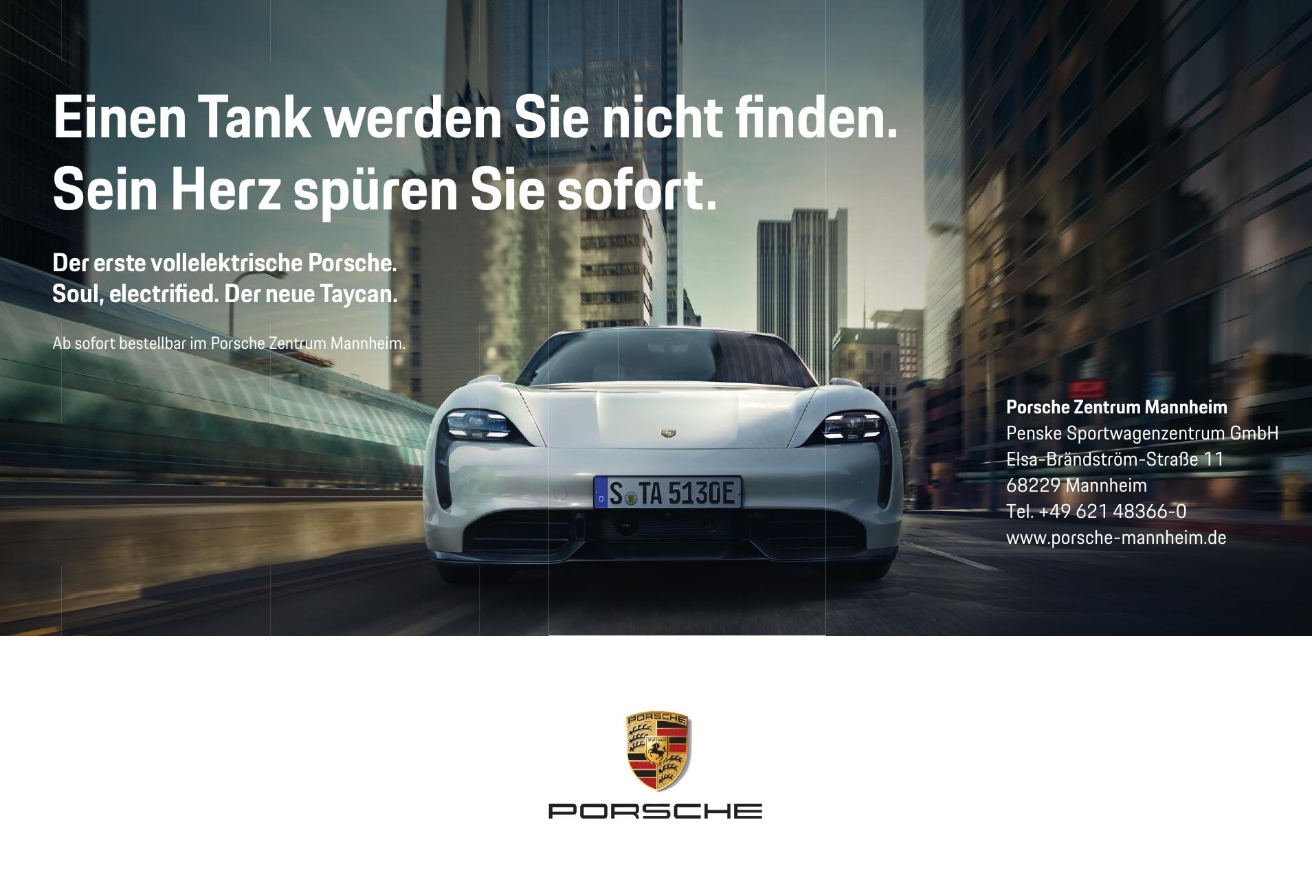 Porsche Zentrum Mannheim Penske Sportwagenzentrum GmbH