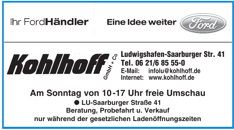 Kohlhoff GmbH + Co.