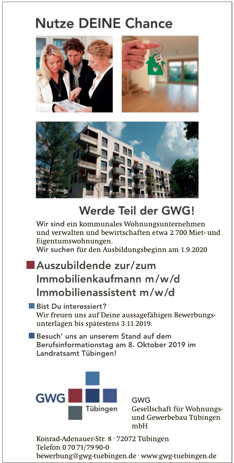 GWG Tübingen mbH