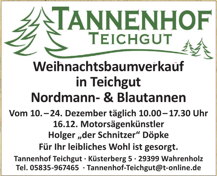 Tannenhof Teichgut