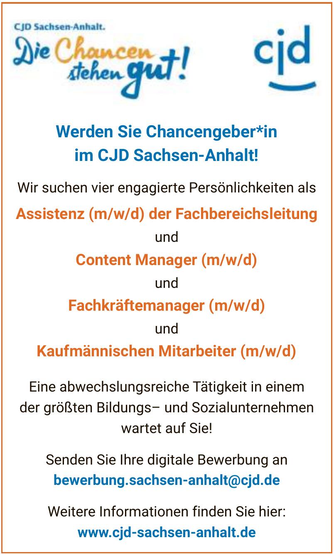 CJD Sachsen-Anhalt