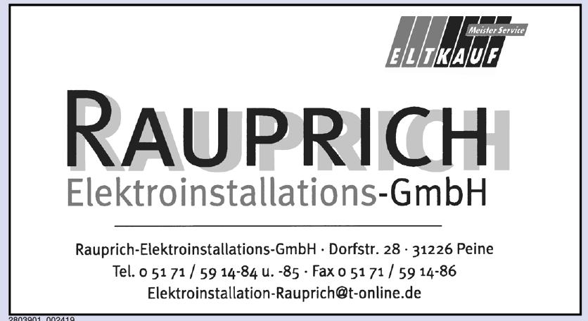 Rauprich