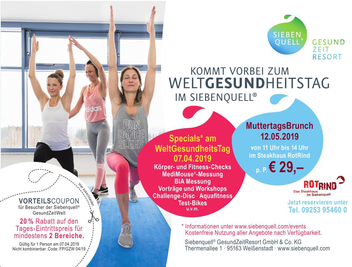 Siebenquell® GesundZeitResort GmbH & Co. KG