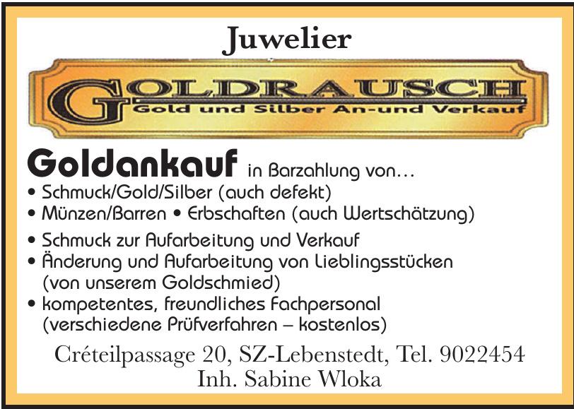 Juwelier Goldrausch