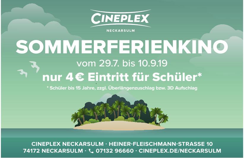Cineplex Neckarsulm