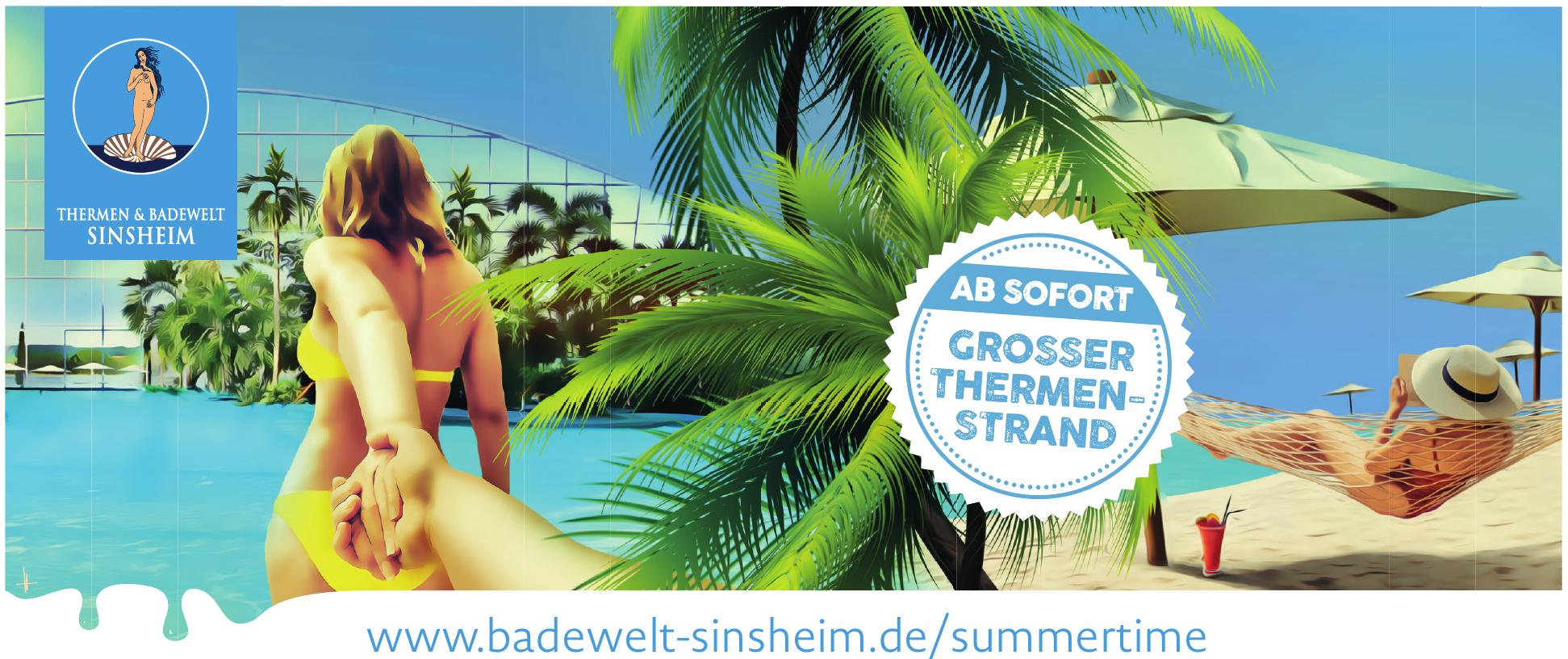 Badewelt Sinsheim GmbH