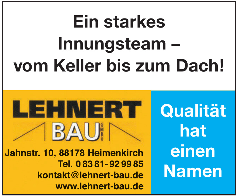 Lehnert Bau GmbH