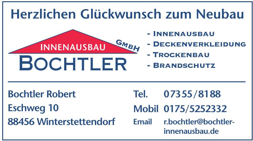 Innenausbau Bochtler GmbH