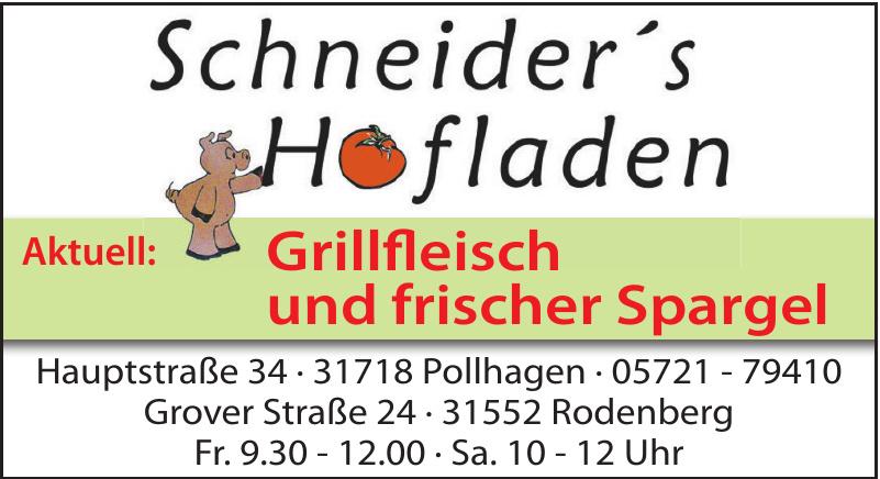 Schneider's Hofladen