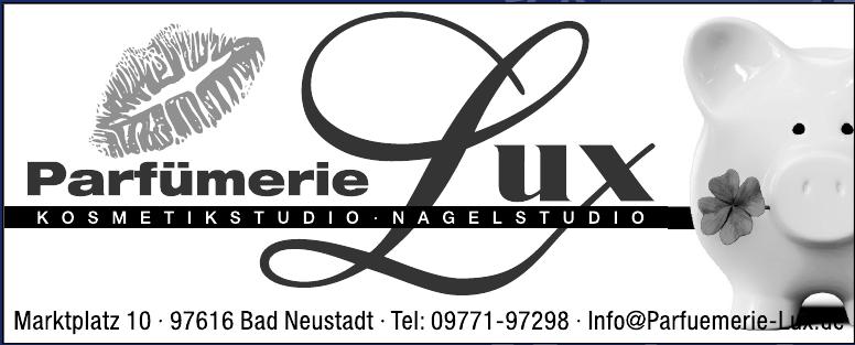 Parfümerie Lux