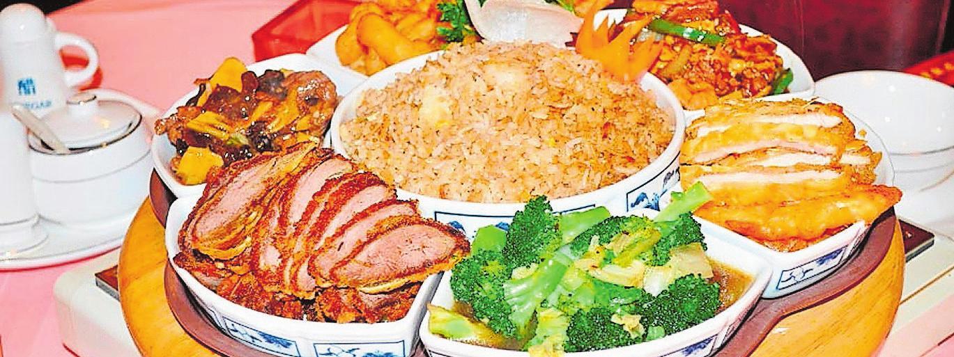 «China Garten» – das Buffet-Restaurant Image 2