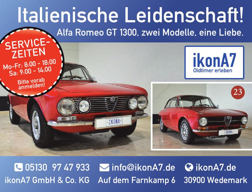 ikonaA7 GmbH & Co. KG