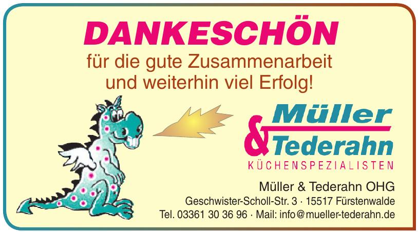 Müller & Tederahn OHG