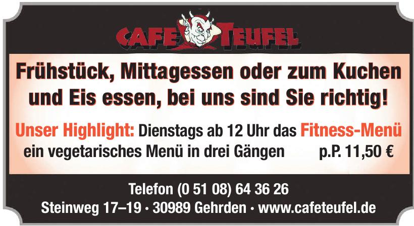 Cafe Teufel