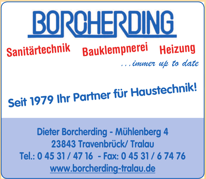 Dieter Borcherding