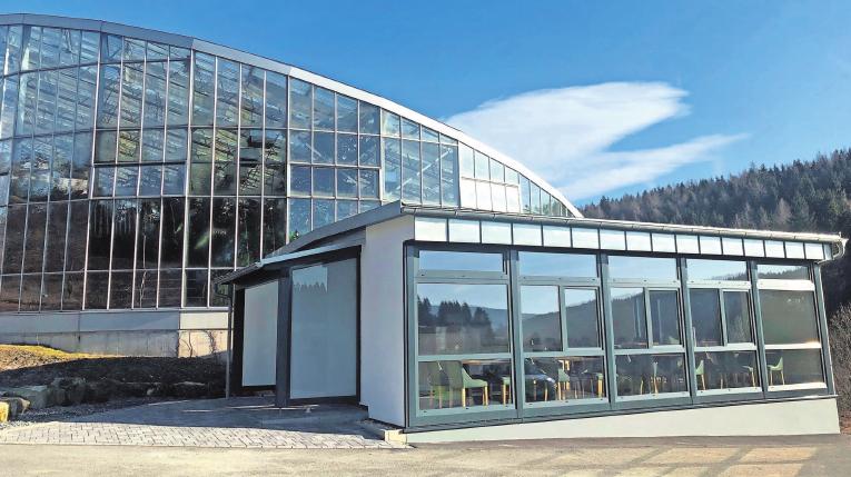 Die Öffnungszeiten des Tropenhauses sind Donnerstag bis Sonntag, von 10 bis 16 Uhr. Foto: hs