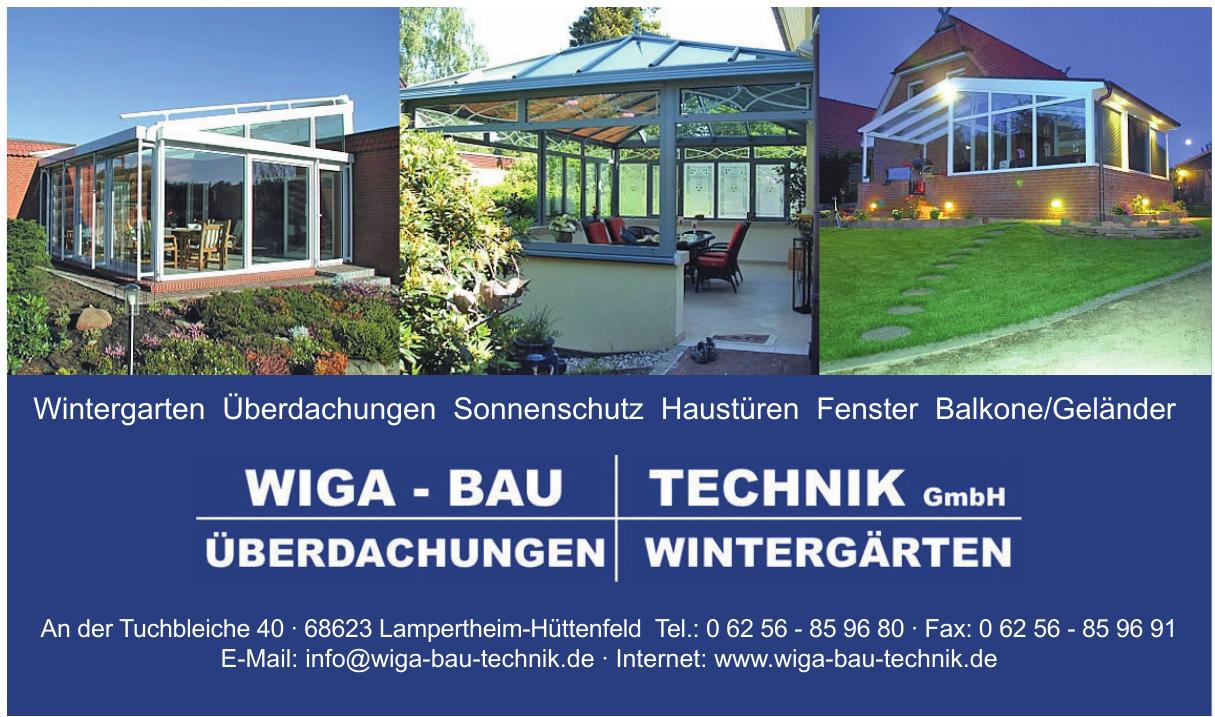 Wiga-Bau Technik GmbH