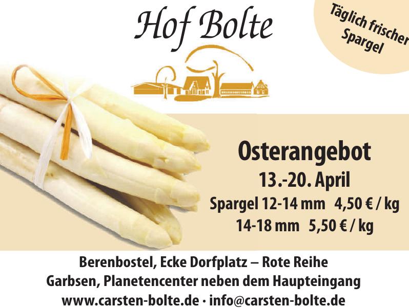 Hof Bolte
