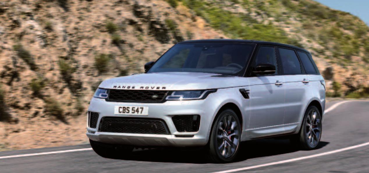 Lautloser Luxus – prämierte Performance bei Krüll Premium Cars Image 1