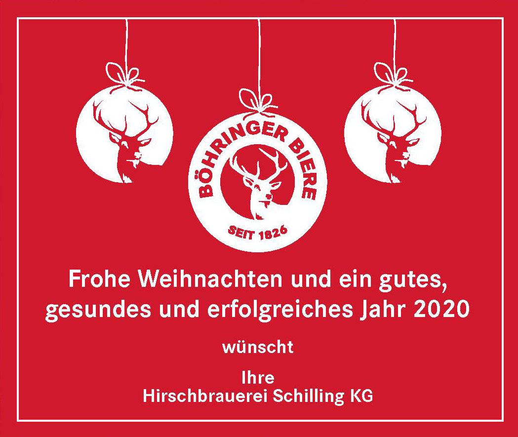 Hirschbrauerei Schilling KG