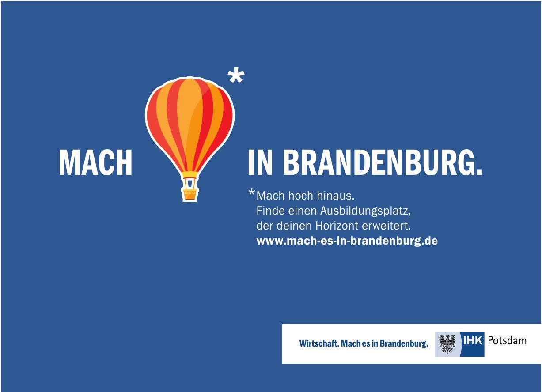 IHK Potsdam - Jugendberufsagentur Brandenburg