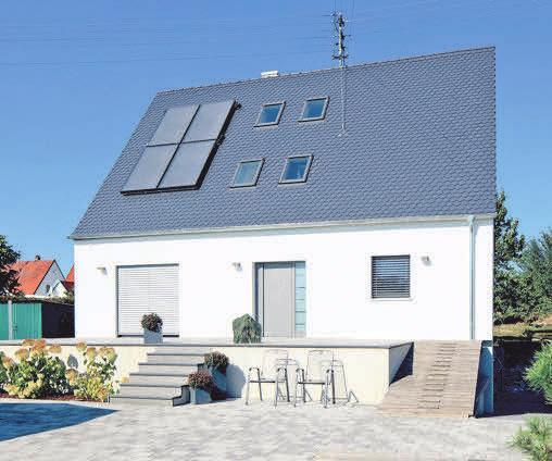 Die Fassade mit Holzfaser-Dämmstoffen zukunftssicher modernisieren – jetzt mit Steuererleichterung. Foto: steico.com/akz-o