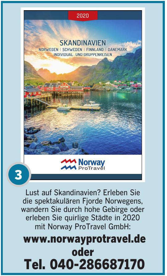 Norway Pro Travel