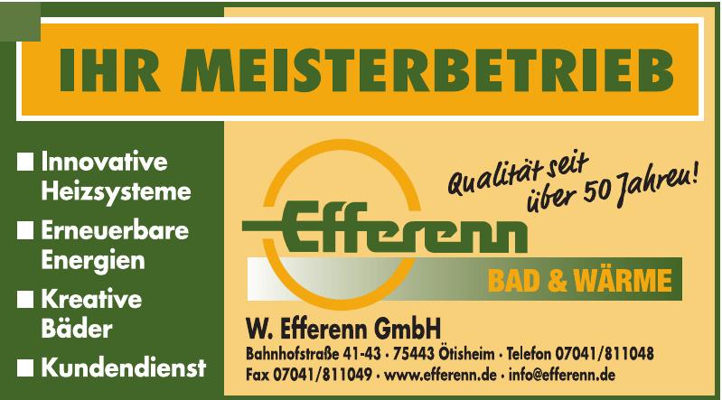 W. Efferenn GmbH