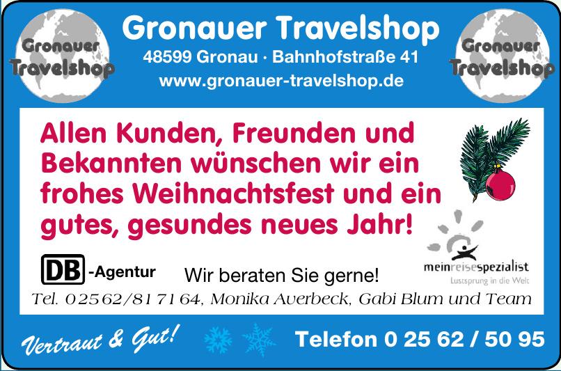 Gronauer Travelshop