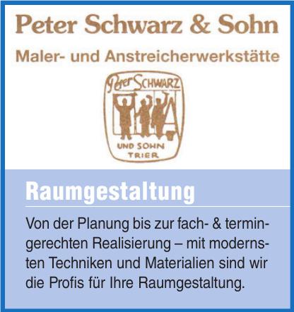 Peter Schwarz & Sohn Maler- und Anstreicherwerkstätte
