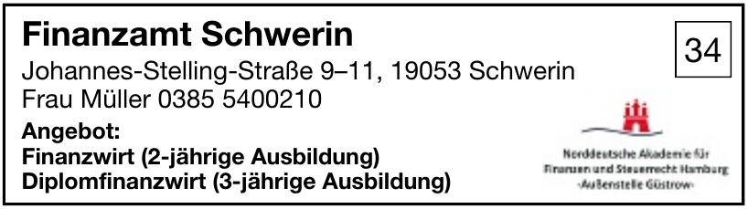 Finanzamt Schwerin