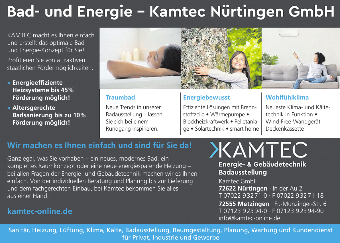 Kamtec GmbH
