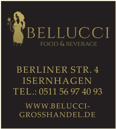 Belucci  Food & Beverage