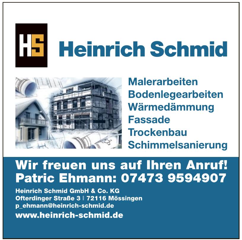 Heinrich Schmid Systemhaus GmbH & Co. KG