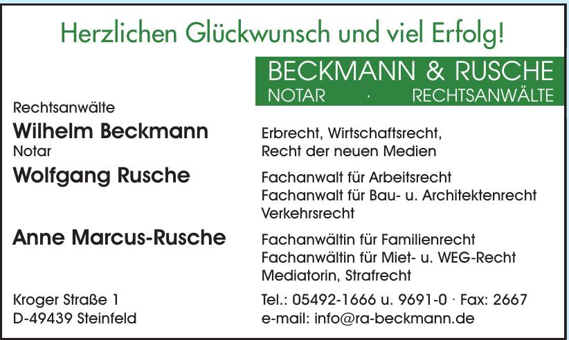 Beckmann & Rusche