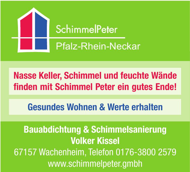 Schimmel Peter Pfalz-Rhein-Neckar